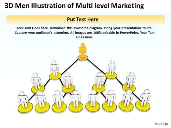 Multi Level Marketing Business Plan Template Multi Level Marketing Business Plan Sample