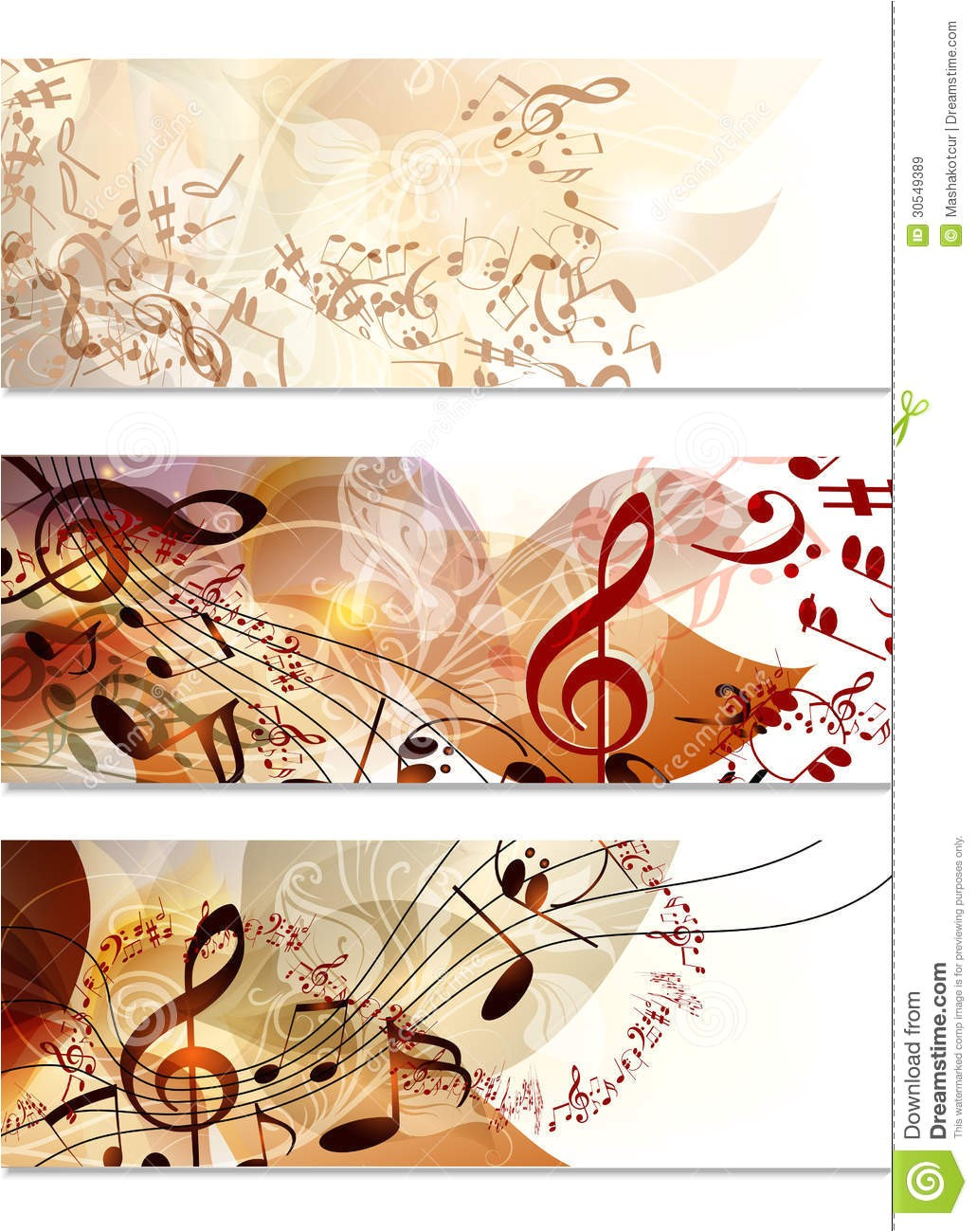music business card templates free download