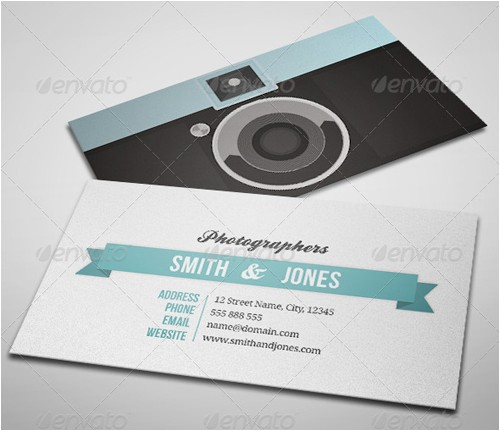 Photographer Business Cards Templates Free 15 Creative Photography Business Card Templates