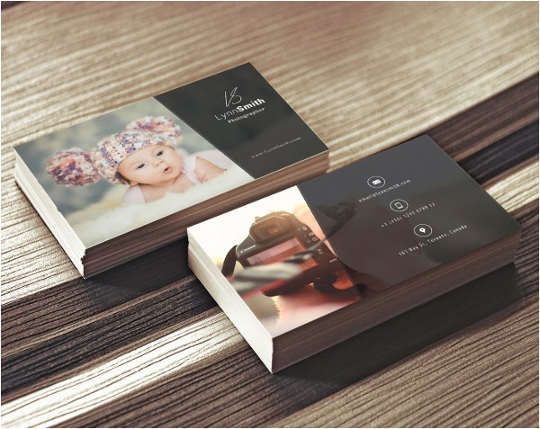 Photographer Business Cards Templates Free 20 Photography Business Cards Free Psd Vector Ai Eps