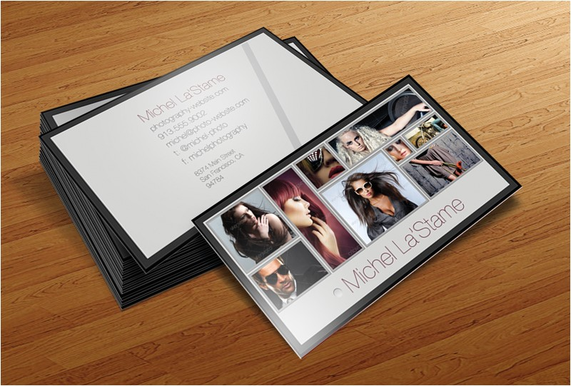Photographer Business Cards Templates Free 50 Amazing Examples Of Photography Business Cards