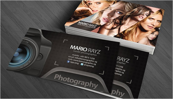 Photographer Business Cards Templates Free 52 Photography Business Cards Free Download Free