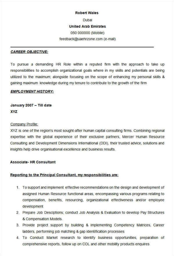 Plug In Resume Templates Model Bio Template 45 Biography Templates Examples
