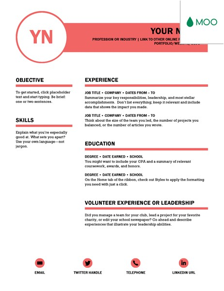 15 jaw dropping microsoft word cv templates free download
