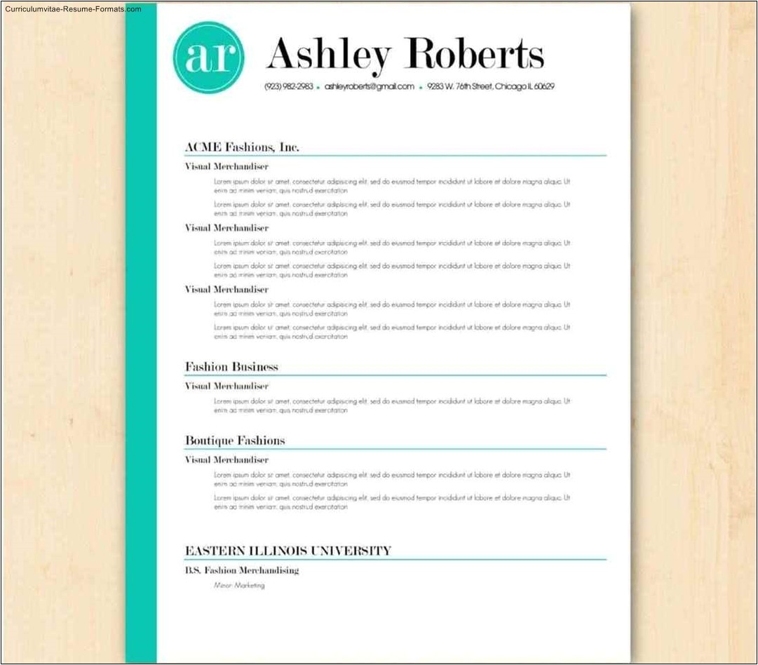 Polished Resume Templates Download Polished Resume Doc Template Perfect Resume format