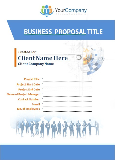 Professional Proposal Templates Microsoft Word Business Proposal Template Office Templates Online