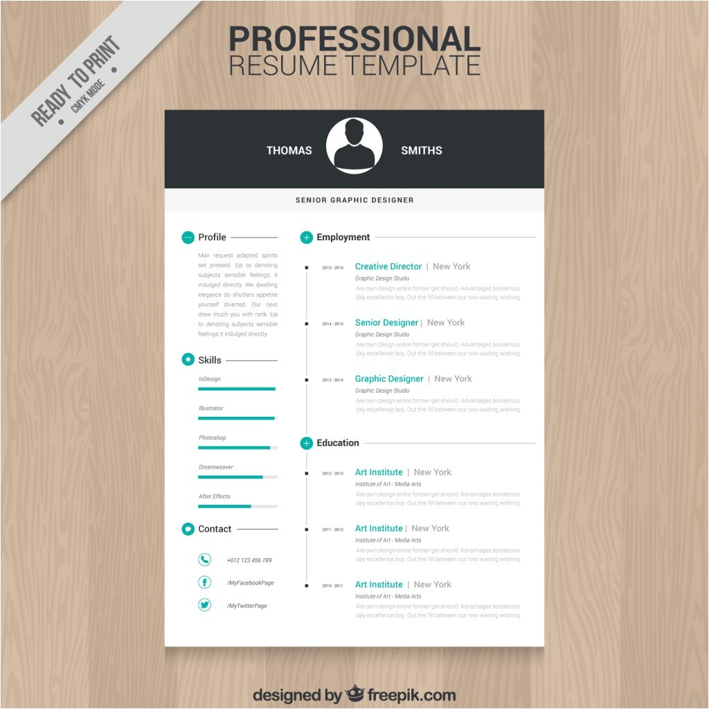 10 top free resume templates