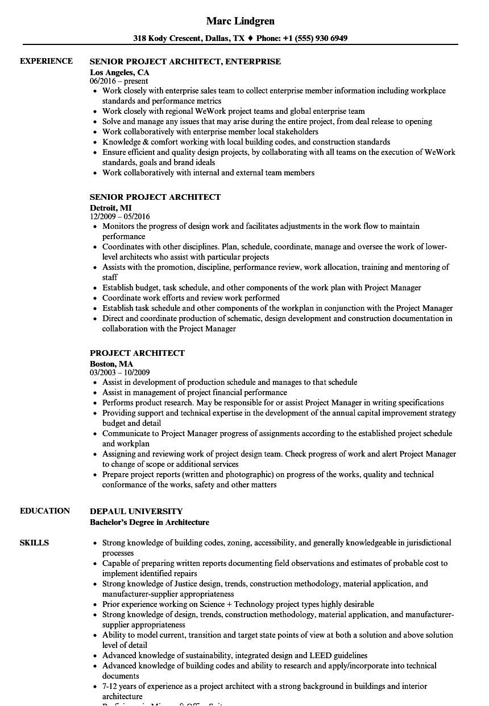 Project Architect Resume Sample Etl Architect Resume Annecarolynbird