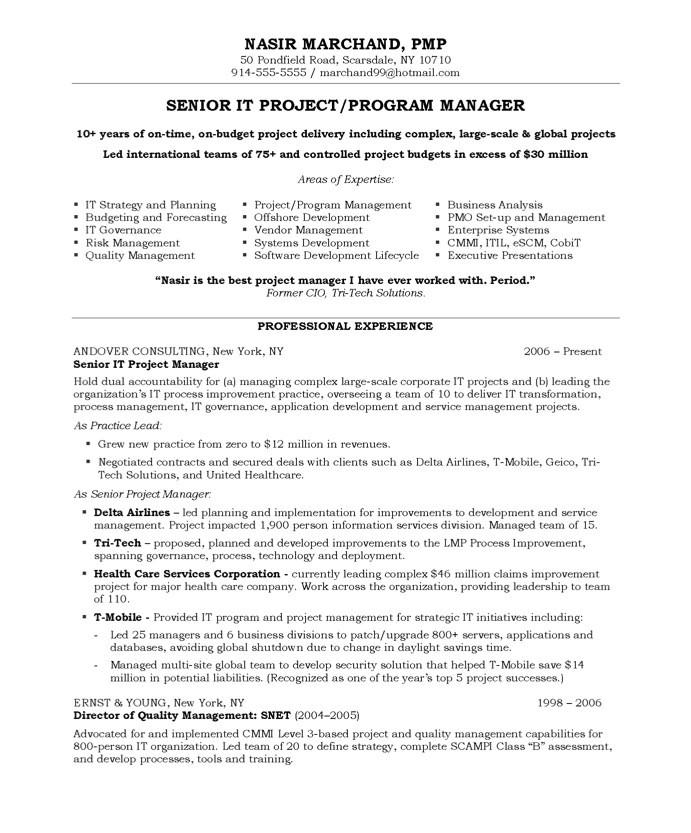 Project Management Resume Samples Project Management Resume Ingyenoltoztetosjatekok Com