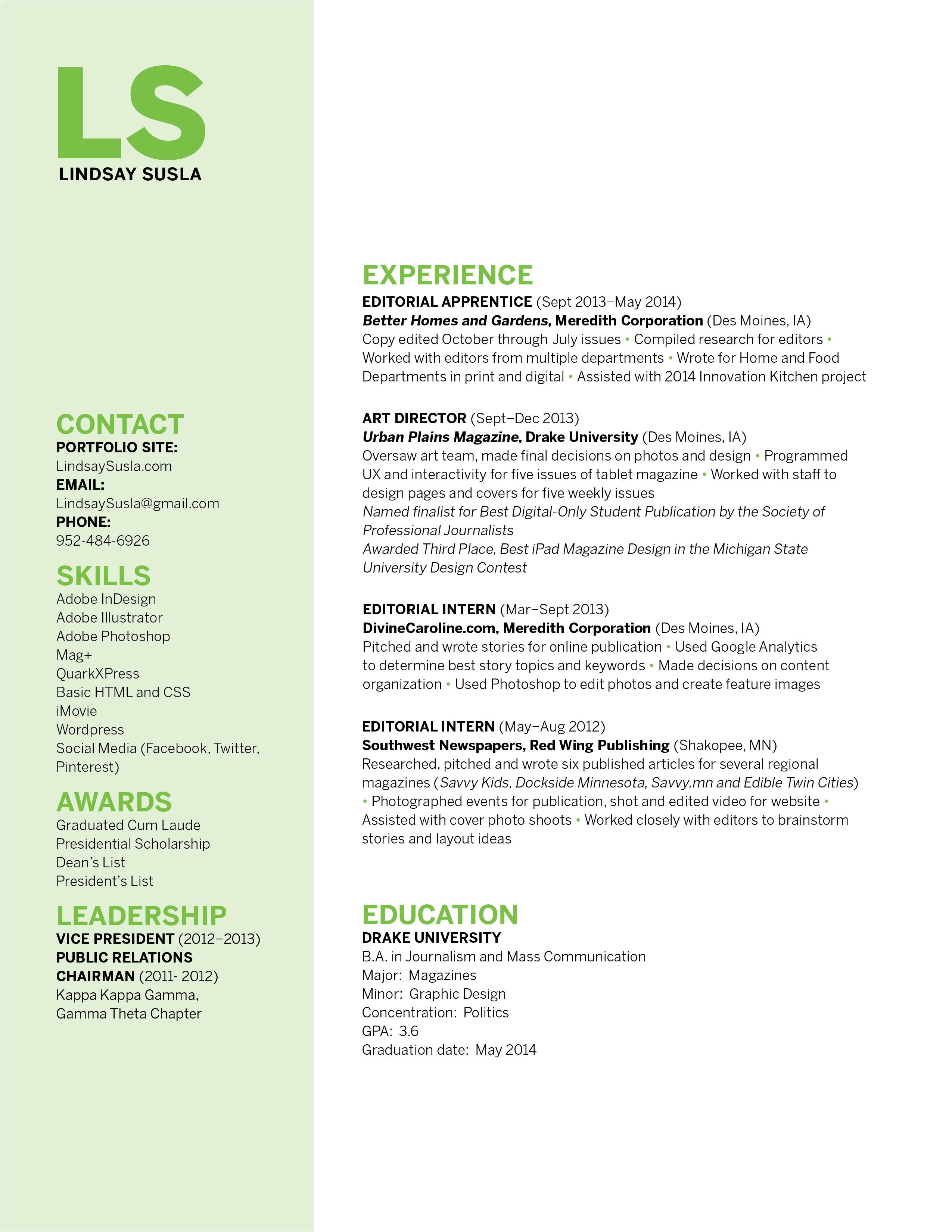 Quickstart Resume Templates Resume Writing Blog Lindsay Susla Resume Lindsay Susla