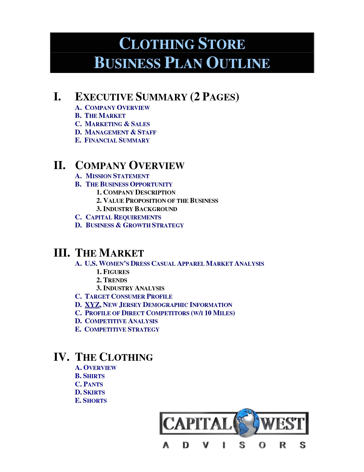 Quilt Shop Business Plan Template Clothing Line Business Plan Template Free Free Business