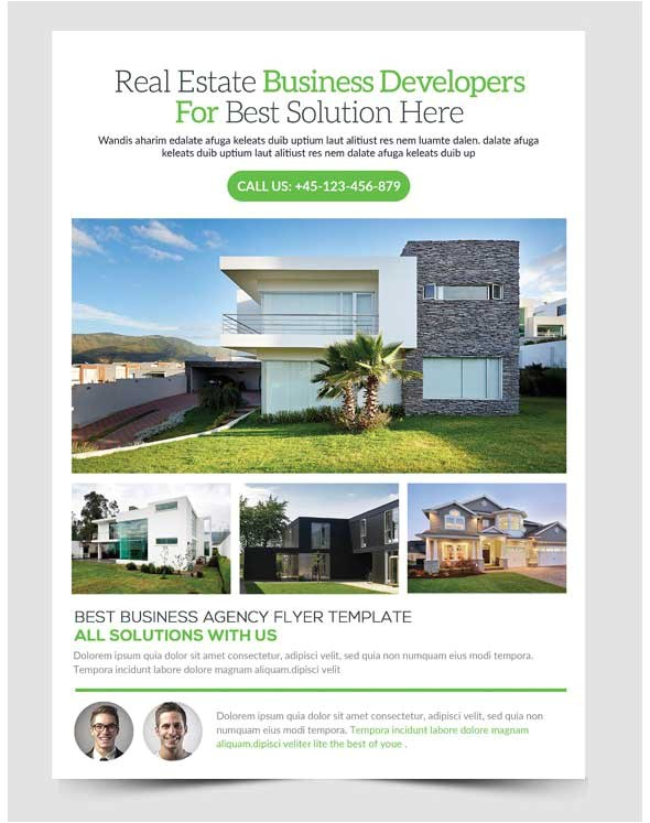 Real Estate Brochures Templates Free Real Estate Brochure Templates Psd Free Download