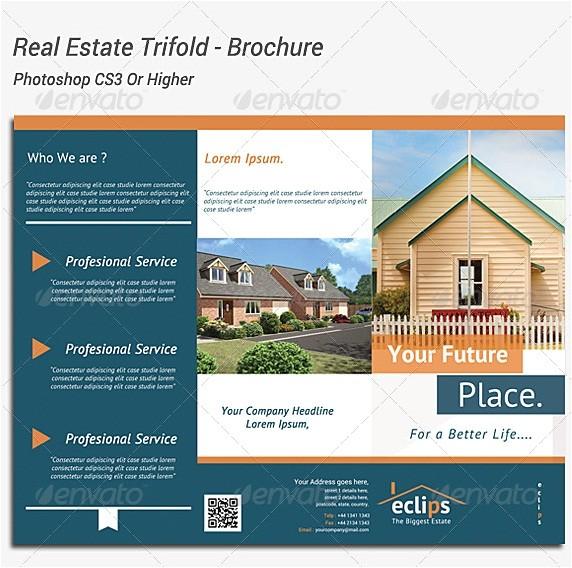 20 real estate brochure templates