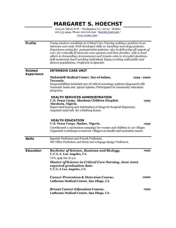 Resume Builder Template for Teachers Free Printable Resume Builder Health Symptoms and Cure Com