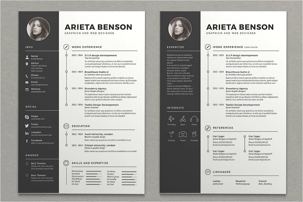 Resume Designs Templates 15 Resume Design Ideas Inspirations Templates How to