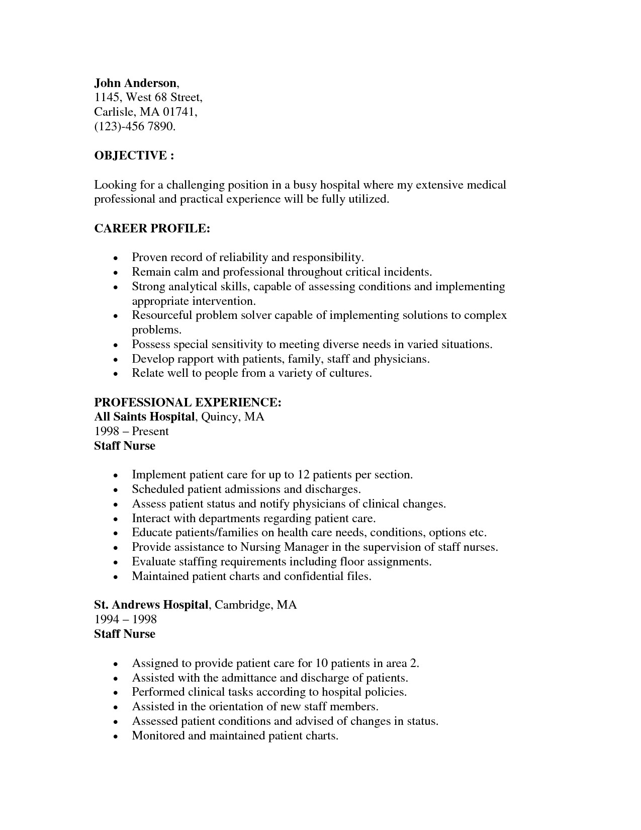 post retiree resume examples 524696