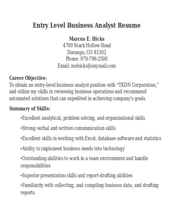 modern business resume templates