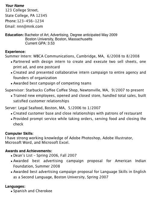 how to write a resume with little or no job experience no work how to write a resume with little experience