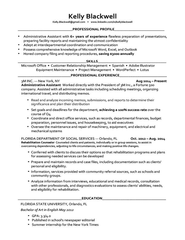 career level life situation templates
