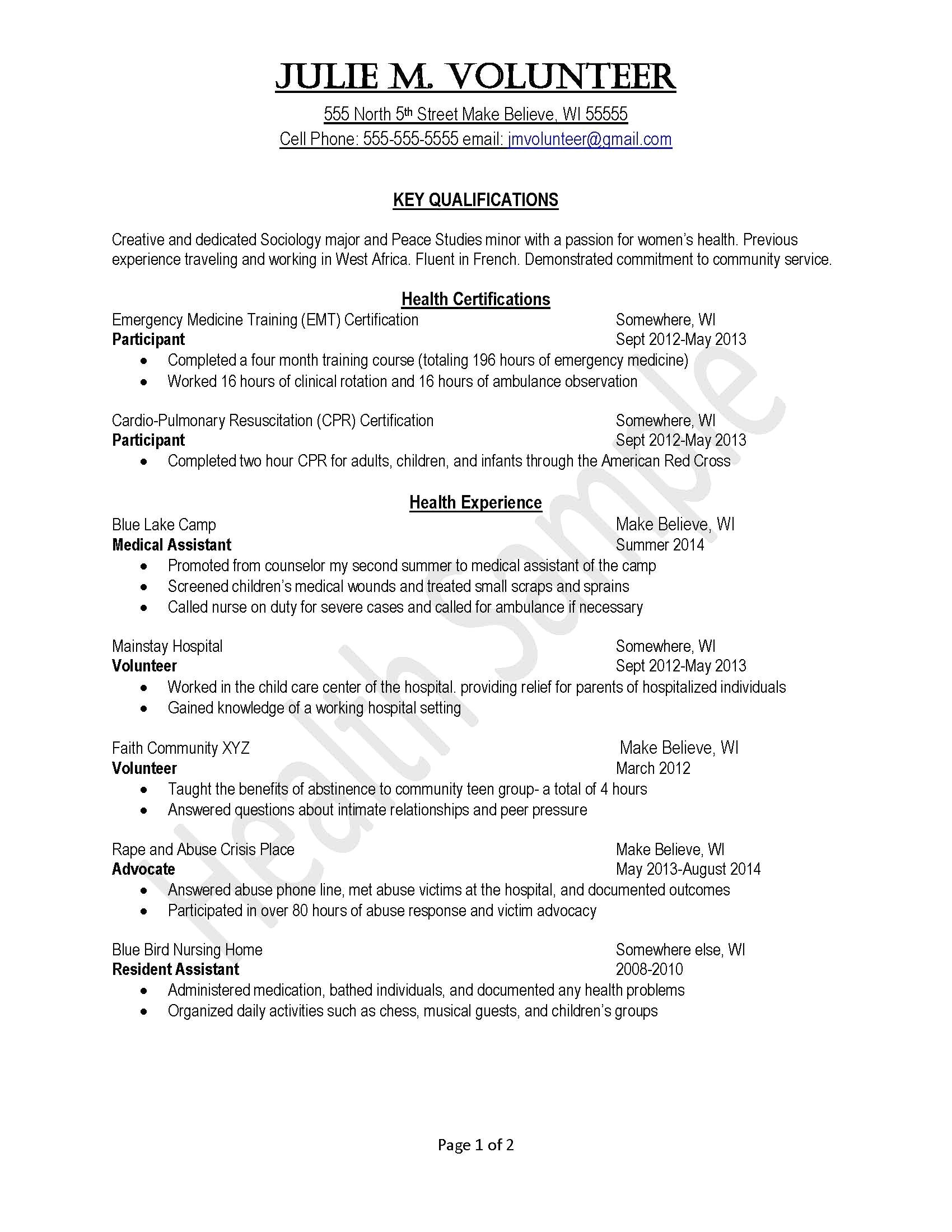 Resume Templates for sociology Majors Trending Images Of Modeling Resume No Experience