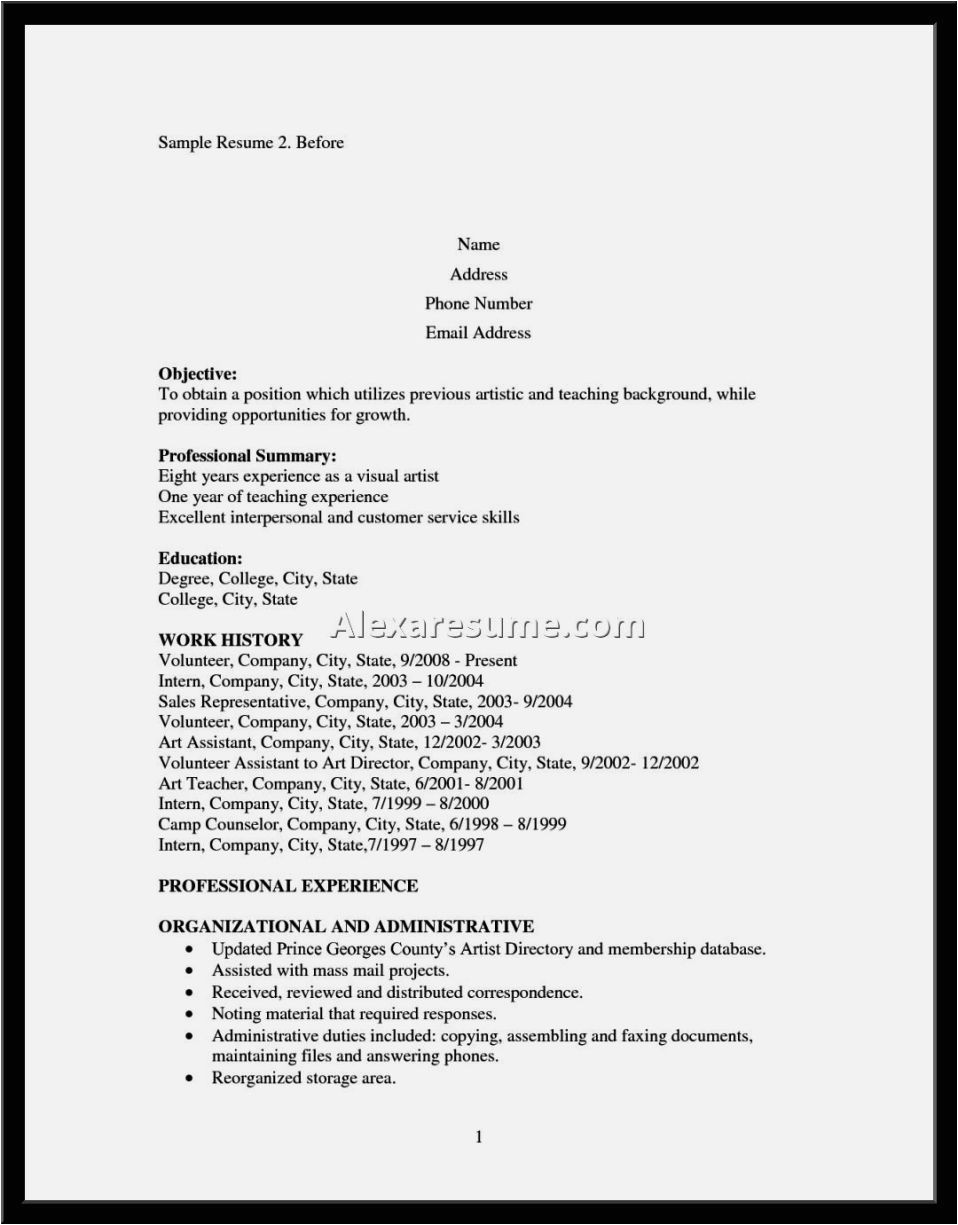 Resume Templates for Stay at Home Moms Example Of Resume Stay at Home Mom Resume Template