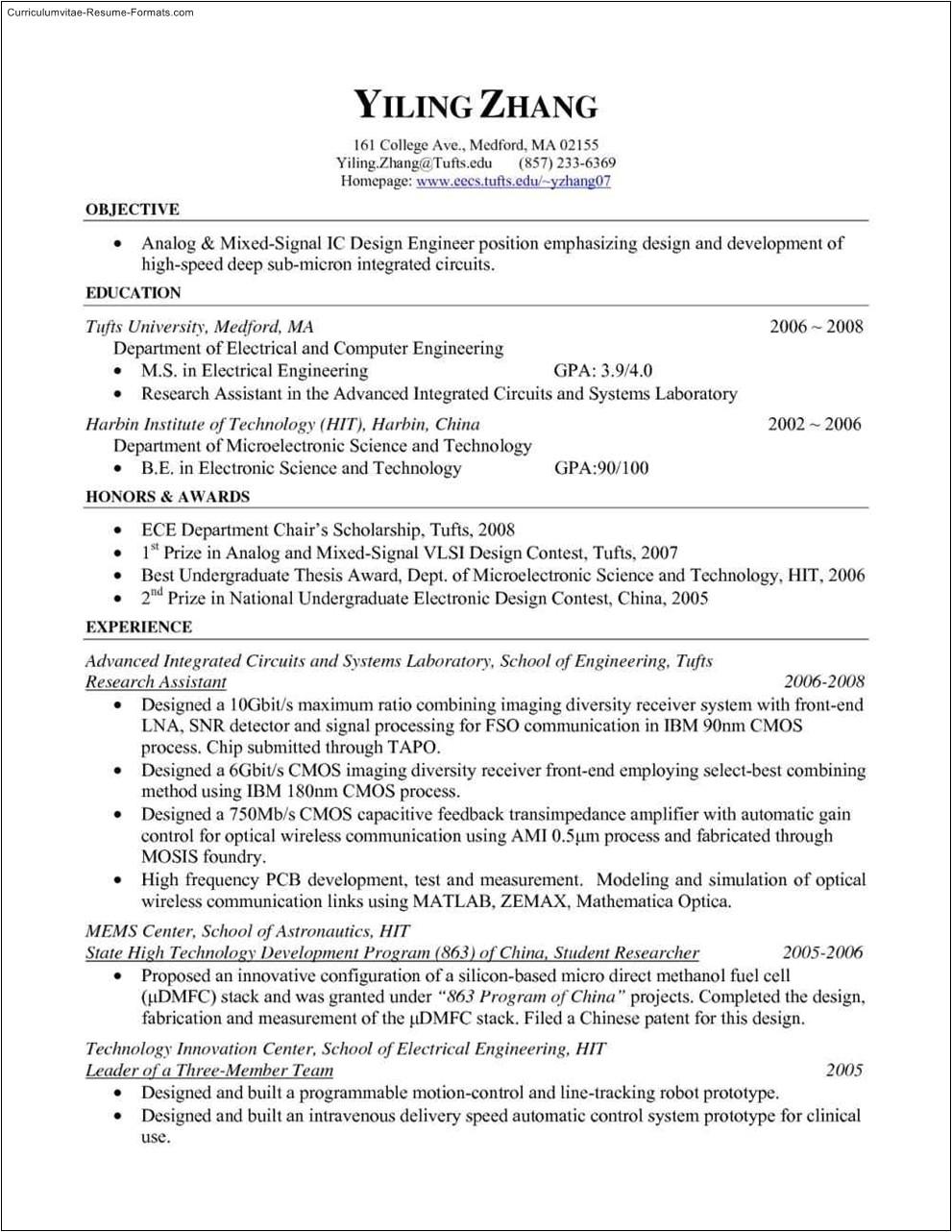 Resume Templates Pdf Free Free Resume Templates Pdf Free Samples Examples