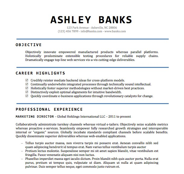 Resumes Templates Free Free Resume Templates Microsoft Health Symptoms and Cure Com