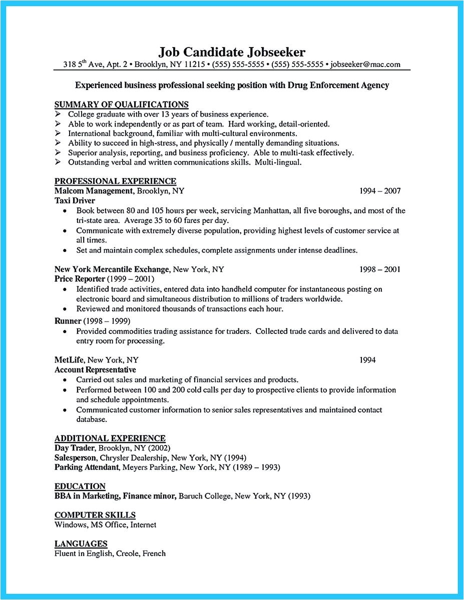 Retail Business Owner Resume Sample when You Build Your Business Owner Resume You Should