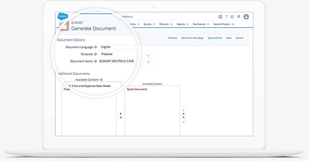 proposal management software