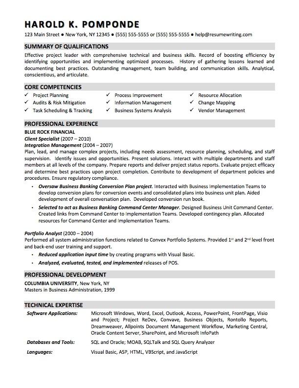 Sample Business Analyst Resume Australia Business Systems Analyst Resume Template Resume Builder
