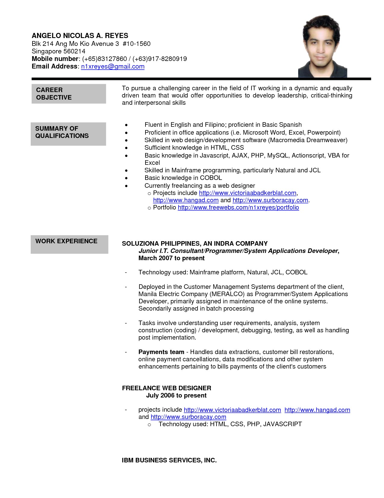 Sample Character Reference In Resume formal Letter Sample Sample Resume format Best Template