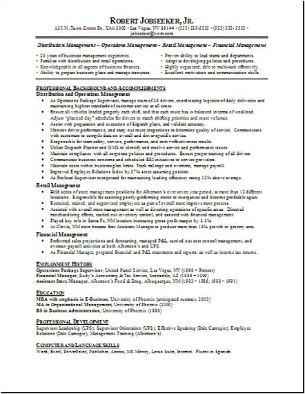 Sample Objectives for Resumes Functional Resume Free Resumes
