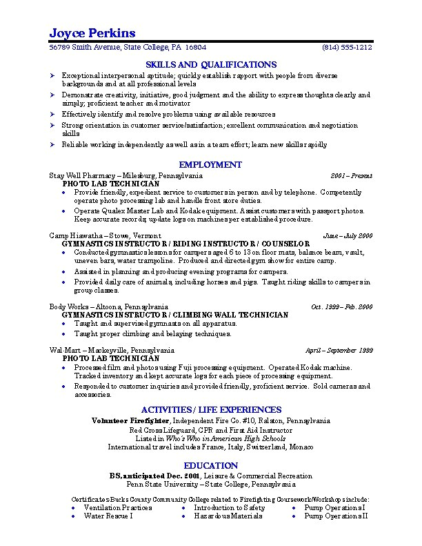 Sample Of Resume for Students In College Sample Resume College Student Learnhowtoloseweight Net