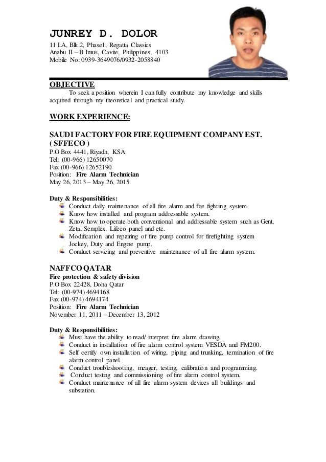 Sample Resume for Accountants In the Philippines Sample Cpa Resume Philippines Krida Info