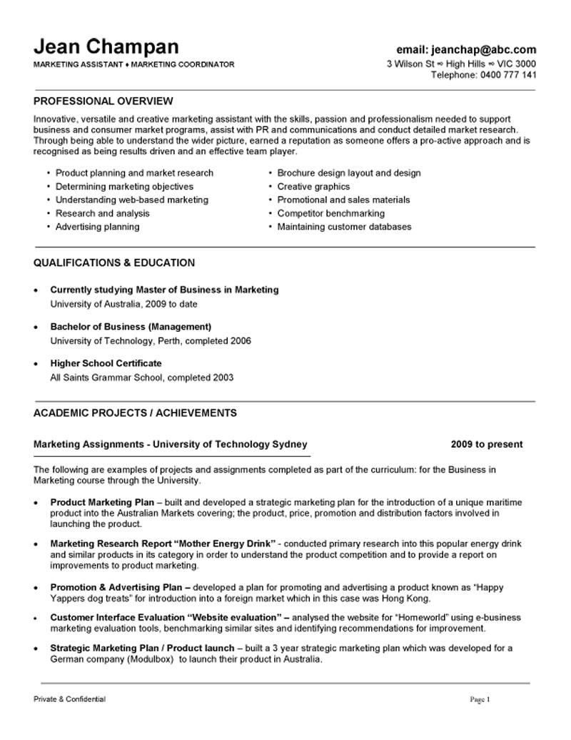 5660 australia template professional cv