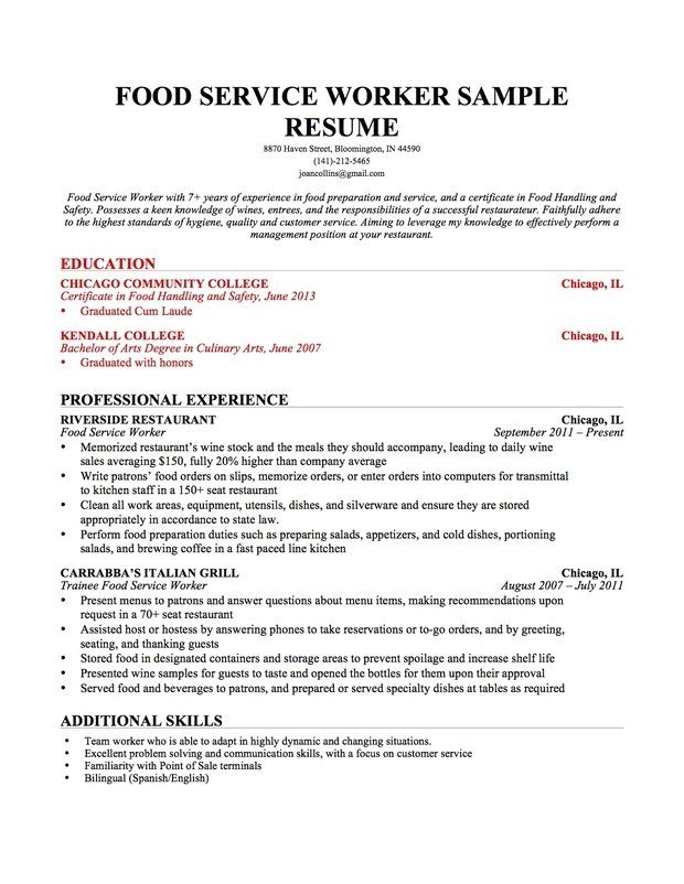 resume for college student still in school