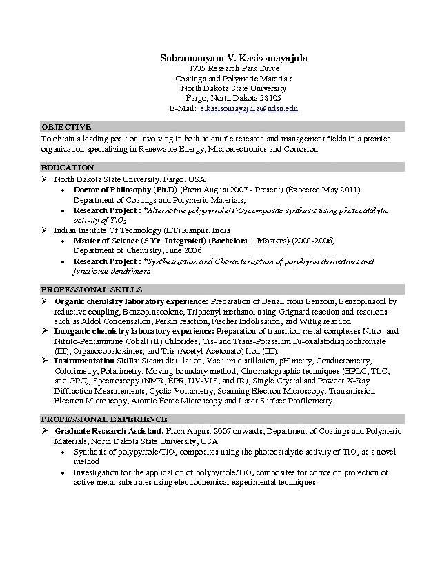 resume for college students still in school