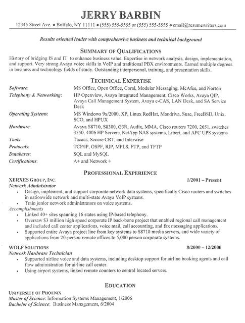 resume still in college