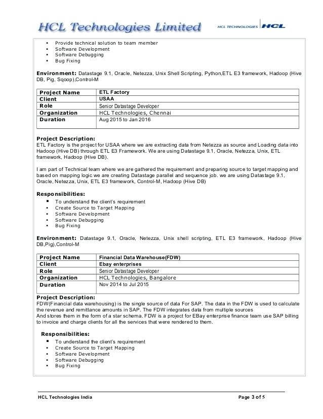 Sample Resume for Data Warehouse Analyst Data Warehouse Analyst Sample Resume Shalomhouse Us