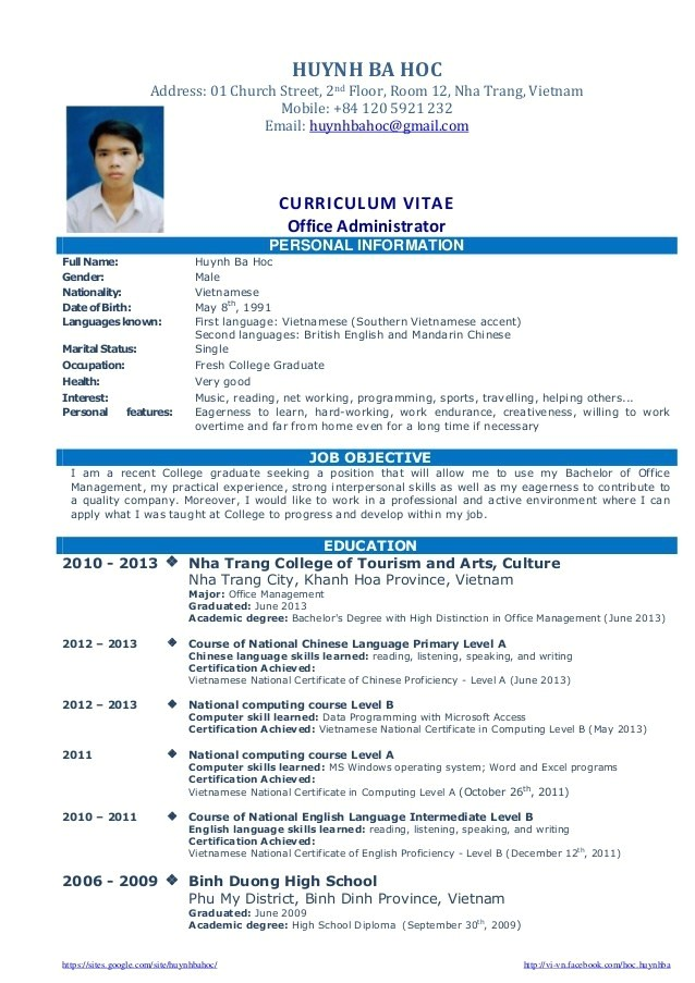 Sample Resume for Fresh Graduate without Work Experience 12 College Fresh Graduate Resume Samples Easy Resume