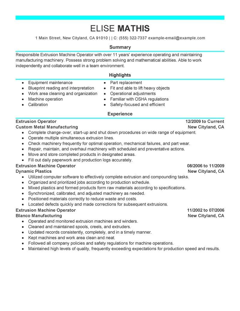 Sample Resume Objectives for forklift Operator forklift Operator Resume Sample Best Template Collection