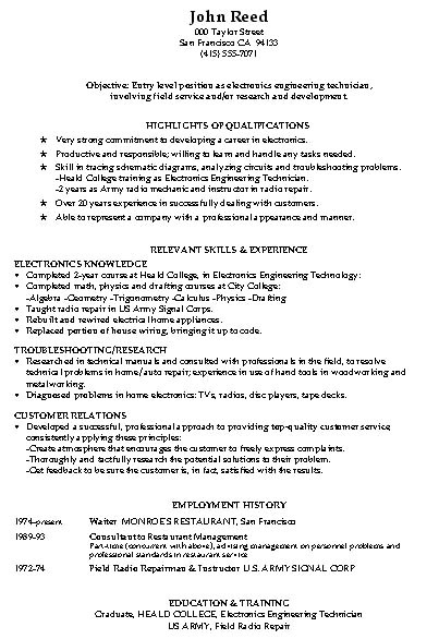 Sample Resume Objectives for Warehouse Worker General Warehouse Worker Resume Sample