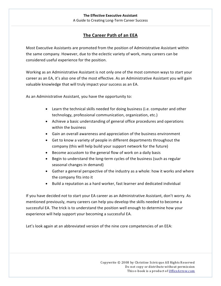 cover letter for promotion within company sample