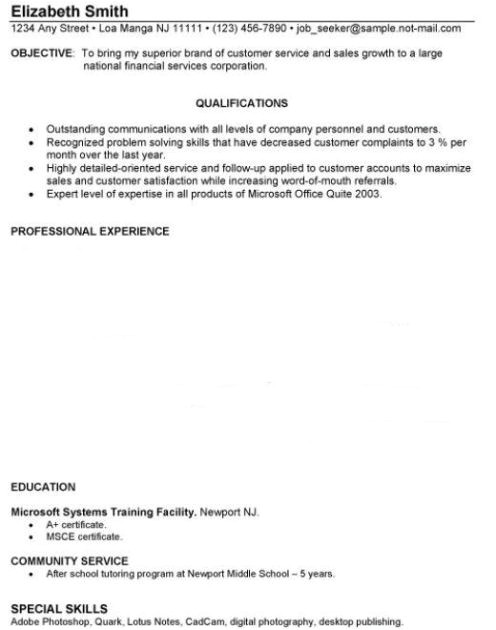 resume gaps in employment examples