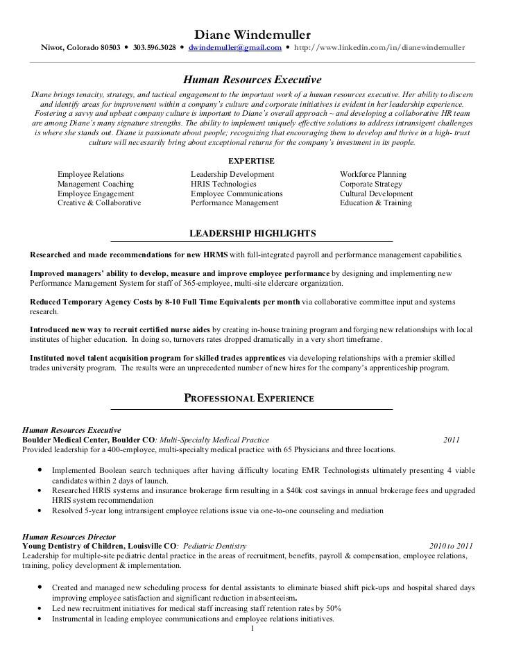 Sample Resume with Qr Code Diane Windemuller 2012 Professional Resume Qr Code