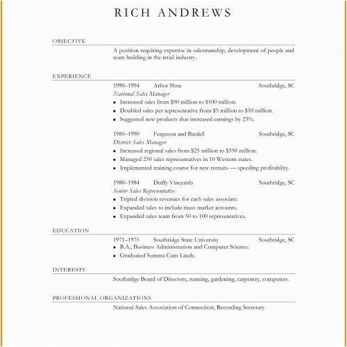 sample resumes for people over 50 inspirational worker resume sample best email marketing resume sample unique od