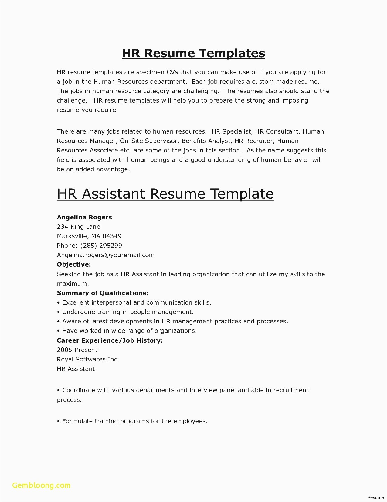 Sample Resumes for People Over 50 Sample Resumes for People Over 50 Lovely Sample Resume for