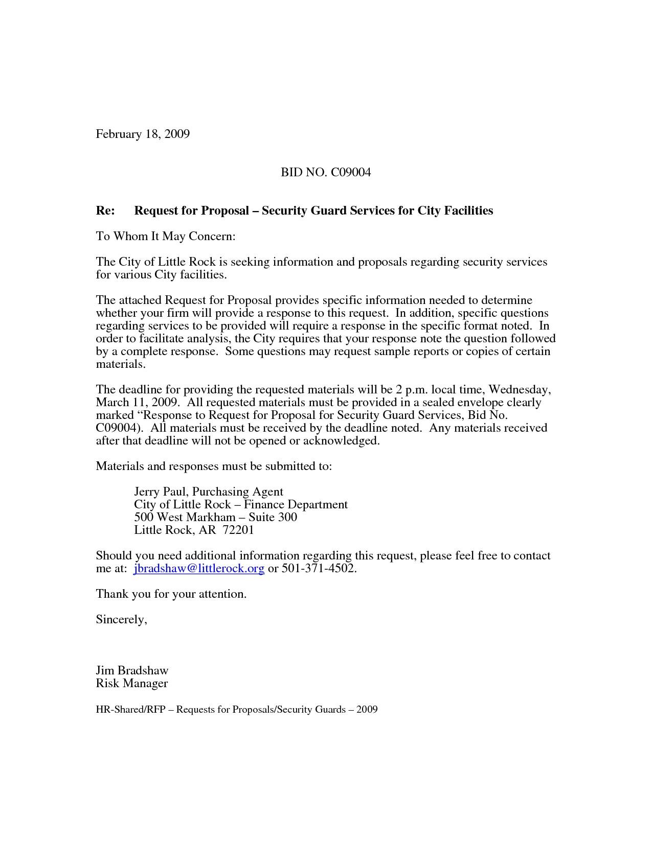 Security Guard Proposal Template Security Guard Contract Template Joy Studio Design