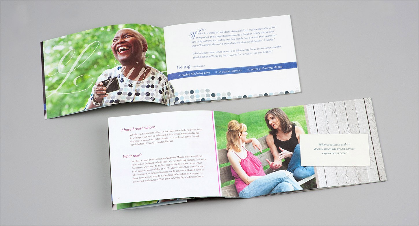 t cancer brochure template