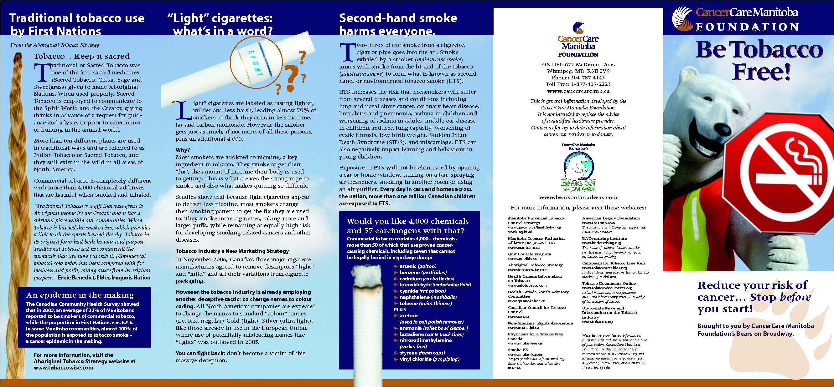 brochure template free printable